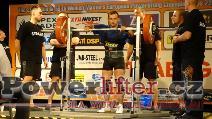 István Varga, HUN, 190kg