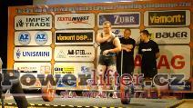 István Varga, HUN, 220kg