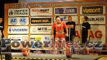 Adriano Dacosta, FRA, 240kg