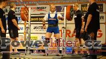 Libor Burýšek, CZE, 250kg