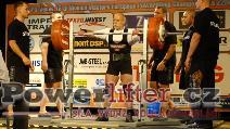 Rolf Hampel, GER, 285kg