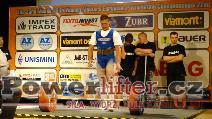 Stefano Bettati, ITA, 320kg