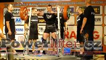 Petteri Hakkarainen, FIN, 245kg