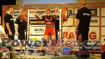 Antti Timonen, FIN, 242,5kg
