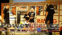 Geir Gregersen, NOR, 272,5kg