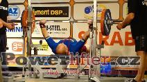 Michal Sekot, CZE, 165kg