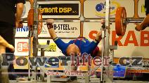 Michal Sekot, CZE, 175kg