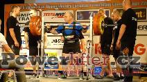Claudio D'Ovidio, ITA, 310kg