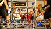 Milan Greguš, CZE, 207,5kg