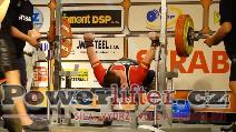 Milan Greguš, CZE, 212,5kg