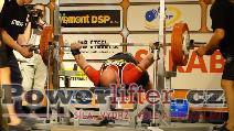 Claudio D'Ovidio, ITA, 235kg