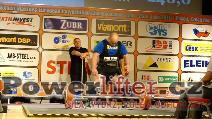 Claudio D'Ovidio, ITA, 240kg