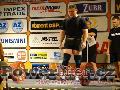 Zoltán Kanát, CZE, 250kg