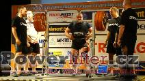 Sergey Burmistrov, RUS, 330kg