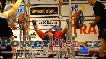 Sergey Burmistrov, RUS, 220kg