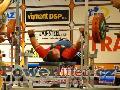 Sergey Burmistrov, RUS, 245kg