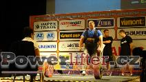 Kaido Leesmann, EST, 260kg