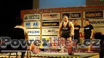 Sergey Burmistrov, RUS, 280kg