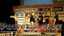 Roman Dzyuba, UKR, 325kg