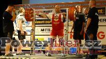 Maik Kleidt, GER, 340kg