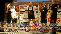 Jiří Lacina, CZE, 220kg