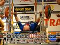 Jiří Lacina, CZE, 200kg
