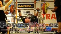 Wim Wamsteeker, NED, 205kg