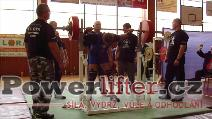 Petr Vlach, dřep 240kg