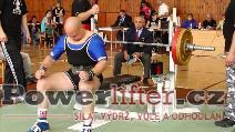 Jan Fiala, benč 160kg