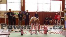 Jan Fiala, mrtvý tah 215kg