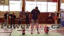 Petr Vlach, mrtvý tah 255kg