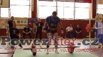 Milan Greguš, mrtvý tah 242,5kg