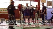 Pavel Župka, dřep 280kg
