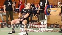 Pavel Župka, benč 175kg