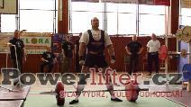 Vladimír Pop, mrtvý tah 270kg