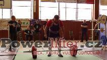 Václav Jaremczuk, mrtvý tah 280kg