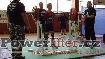 Pavel Malina, dřep 150kg