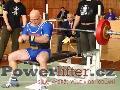 Martin Turek, benč 185kg