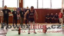 Pavel Malina, mrtvý tah 162,5kg