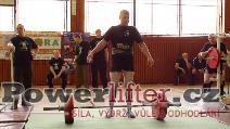 Tomáš Turek, mrtvý tah 205kg