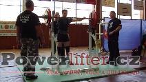 David Kiesewetter, dřep 145kg