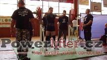 David Kiesewetter, dřep 152,5kg