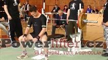 David Kiesewetter, benč 112,5kg