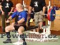 Jiří Zahraj, benč 215kg