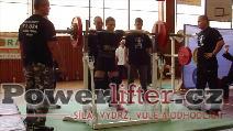 Pavel Važan, dřep 140kg