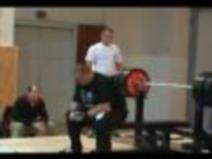 Jiří Havrda, 257,5kg, 2. pokus