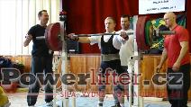 Václav Burda, 152,5kg