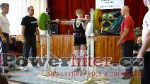 Josef Oulehla, 155kg