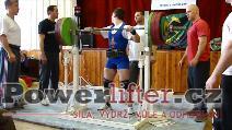 Lukáš Tkadlec, 250kg