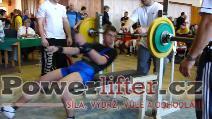 Petr Vážan, 77,5kg
